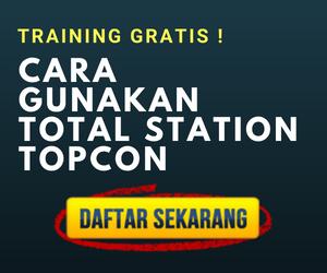 Ads - Cara Menggunakan Total Station